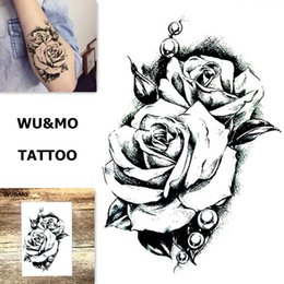 Discount Roses Tattoo Art Roses Tattoo Art 2019 On Sale At Dhgate Com