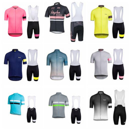 2018 RAPHA team cycling jersey pro bike shorts set Ropa Ciclismo breathable  men summer cycling wear bicycle Maillot Culotte K12025 9b8f1ad80