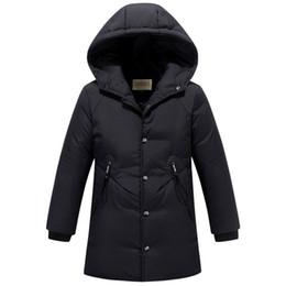 $enCountryForm.capitalKeyWord UK - Children overcoat Warm Winter Down Jacket Parkas for Teenage Coat Kids Boy clothes Windproof clothing Age 8 10 12 14 15