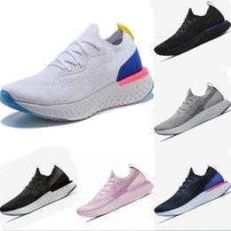 68401f93c Sapatos elásticos on-line-2018 Nova Tecnologia Bolha Malha Respirável Malha  Correndo Ao Ar