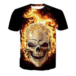 d82b53bd6cbbb Newest Women Men 3D Tshirts Skull Grim Reaper 3D Print Tee Shirt Streetwear  Summer Top Fashion Hot Casual U823