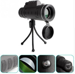 $enCountryForm.capitalKeyWord NZ - Monocular Telescope 40*60 HD Night Vision Prism Scope With Compass Phone Clip Tripod for Outdoor Activities