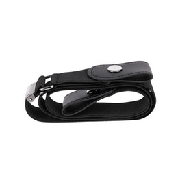 $enCountryForm.capitalKeyWord UK - YIBER Buckle-free Comfortable Elastic Belt No BulgeInvisible Adjustable Belt Stretchy Waist for Jeans Pants Dress Men Women