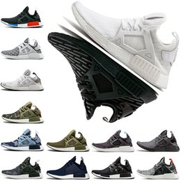 China XR1 Running Shoes Primeknit OG Camo Mastermind Japan Olive Black White Grey Navy Blue Men Women Trainer Sports Sneakers Size 36-45 cheap camo mesh shoes suppliers