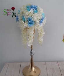 Wholesale wedding centerpiece table decoration flowers Rose Pitaya Road lead flower only the flowers