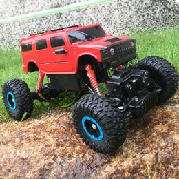 Silver Falls Australia - Explosion 2.4 G remote control vehicle four-wheel drive stunt remote control off-road prevention and fall monster climbing vehicle