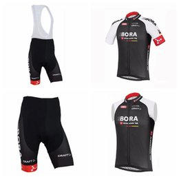 BORA team Cycling Short Sleeves jersey (bib) shorts Sleeveless Vest sets  Men s New Bike Clothes Biker Wears MTB Ropa Ciclismo A41314 cf5bfa870