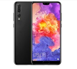 Discount cell phones wifi - Full screen Curved screen P20 Pro 3 cameras Android 8 1+4GB Show fake 4GB RAM 128GB ROM Fake 4G LTE Unlocked Cell Phone