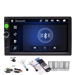 $enCountryForm.capitalKeyWord NZ - Steering Wheel Control 2 Din HD in Dash Car Stereo MP5 Player Automotive MP3 MP4 Radio Video Bluetooth 7'' Capacitive TouchScreen USB TF