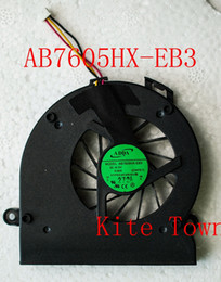 Free Cooling Fan Australia - Wholesale- Laptop Cpu cooling Fan for BENQ A53 A53E AB7605HX-EB3(CWPE1) Free Shipping