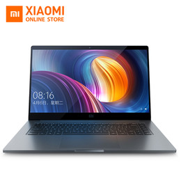 xiaomi gps NZ - Original Xiaomi Mi Notebook Pro 15.6 Air Laptops Intel Core i5-8250U CPU Nvidia GeForce MX15 8GB 256GB SSD Windows 10