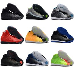 cheap sale fashion Style New Mens high ankle FG Motion Blur soccer cleats HypervenomX Proximo II football boots cleats Men football shoes DF IC Cheap soccer shoes free shipping browse XcyVPoI5tu