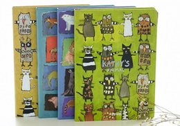 notebook b5 UK - Zoo party Animal party B5 size notebook diary 239*170mm