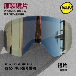b6d9845d593 Night Ski Goggles Canada - NANDN NG6 Original DIY Skiing Goggle Extra Lens  Night And Day