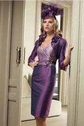 $enCountryForm.capitalKeyWord Australia - 2017 Elegant Satin Mother of the Bride Dress Suit Formal Ladies Wear For Wedding