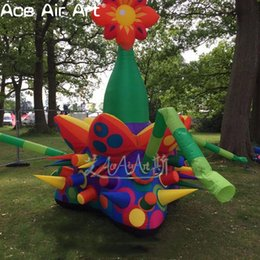$enCountryForm.capitalKeyWord Canada - new design giant outdoor garden decoration inflatable flower inflatable yard flower for sale