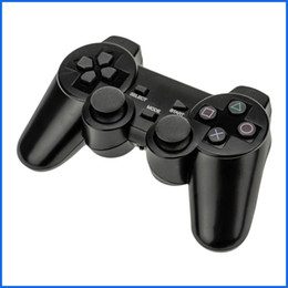 Chinese  New Wireless Bluetooth Remote Game Joypad Controller For PS3 Controle Gaming Console Joystick For PS3 Console Gamepads Replacement manufacturers