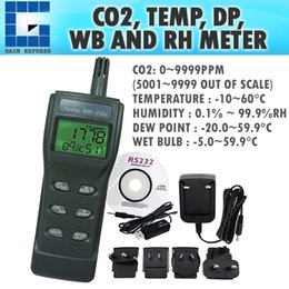 $enCountryForm.capitalKeyWord NZ - 77535_CD_ADAPTOR High Accuracy CO2, RH & Temp Real-Time Monitor Kit Set w PC Software Recording Analyzer, Portable Indoor Air Quality