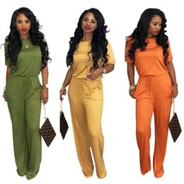 300361257ff1 Casual Rompers Womens Jumpsuit 2018 New Summer Overalls Long Pants Sexy  Bodysuit Streetwear Spandex Body Woman Rompers