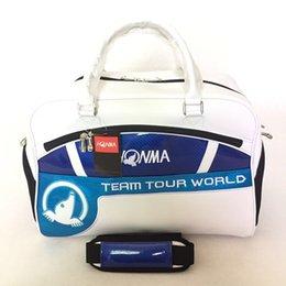 Wotufly Гольф одежда сумка искусственная кожа водонепроницаемый износостойкие путешествия Гольф обувь сумки красочные для мужчин и женщин
