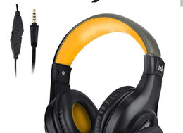 Mp3 top online shopping - 2018 new Top seller tooling gaming headsets Headphone for PC XBOX ONE PS4 Headset headphone For Computer Headphone good item