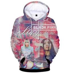 $enCountryForm.capitalKeyWord NZ - 3D BLACKPINK BOOMBAYHA Women's Cap Hoodies Women Man Harajuku Hip Hop Autumn Winter Sweatshirt Clothes Coats Tops Plus Size 4XL