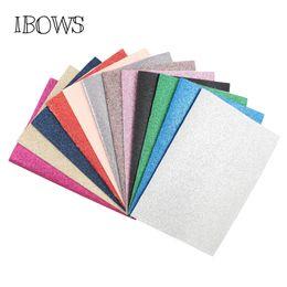 22CM 30CM Glitter Fabric Shiny PU Patchwork DIY Bag Shoes Accessories Fabric  Handmade Wallpaper Phone Case Material c3a5312cb522