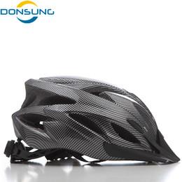 Men Cycling Helmets Canada - 2018 Mens Bicycle Cycling Helmet Cover s Ciclismo MTB a Bicicleta Road Bike Helmet Integrall Cycling