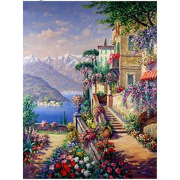 $enCountryForm.capitalKeyWord NZ - NEW House mountain peaks 5D crafts diamond mosaic Full square home decor diamond embroidery diamond painting cross stitch