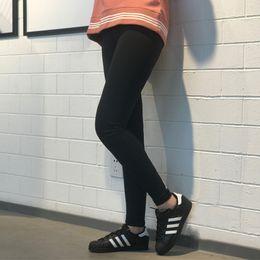 yoga pants designs 2019 - Brand Design Women &#039 ;S Yoga Pants Skinny Stretchy Pants Gym Leggings Tight Fitting Elastic Slim Fitness Pencil Trou