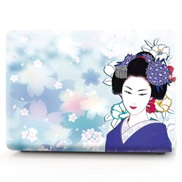 Macbook Retina 13 Inches Australia - hrh-x-52 Oil painting Case for Apple Macbook Air 11 13 Pro Retina 12 13 15 inch Touch Bar 13 15 Laptop Cover Shell