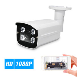 Camera Detection System Australia - 1080P HD IP Camera IR Leds Night Vision Motion Detection Phone APP Remote Control Outdoor Waterproof Surveillance System