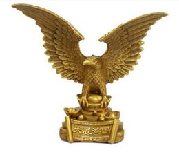 $enCountryForm.capitalKeyWord Australia - Try to help the Eagle copper ornaments prosperous business gifts Home Furnishing Feng Shui