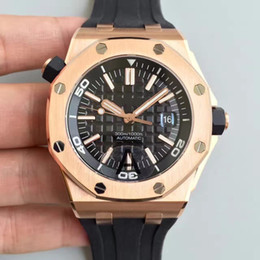 Brand Luxury Style Watch Australia - 2018 New Royal luxury brand watches fashion Hollowed out flywheel New Men's Fashion style watch high quality top brand Rubber black bracelet