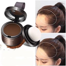 Venta al por mayor de Meiqianer MAYCHEER capacidad de reparación de la línea del cabello polvo de sombra cantidad de relleno modificada de la línea de cabello reposición artefacto