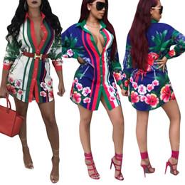 a2841b04c Camiseta sin mangas Sexy T Multicolor Falda estampada Ma am Camisa blusa seda  mujer para mujer gasa tallas grandes vestidos