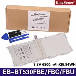 KingSener EB-BT530FBE EB-BT530FBC Akku für Samsung Galaxy Tab 4 10,1 T530 T531 T535 SM-T535 T533 SM-T537 T530NU EB-BT530FBU im Angebot