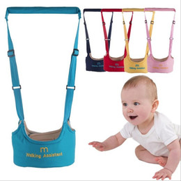 $enCountryForm.capitalKeyWord NZ - 60PCS Baby Toddler Walk Toddler Safety Harness Assistant Walk Learning Walking Baby Walk Assistant Belt Carry Leashes