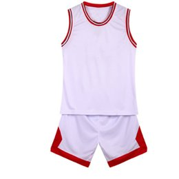 a19e78545869 Printed Basketball Jerseys UK - 2018 New Men s Tracksuits Jerseys suit Mens  Jersey new Letter red
