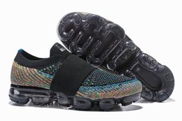 2018 women High quality casual Shoes AH3397-004 Surface Breathable Fly line black Noir and Multicolor Green Casual Shoes AH3397-003 5.5-8. buy cheap pictures w6IRrw