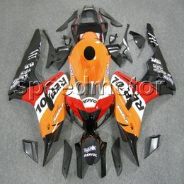 $enCountryForm.capitalKeyWord NZ - 23colors+Gifts Injection mold repsol orange motorcycle cover Fairing for HONDA 2006 2007 CBR1000RR 1000RR CBR 06 07 ABS plastic kit
