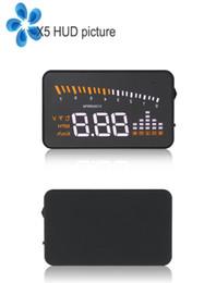 "$enCountryForm.capitalKeyWord Australia - Car multimedia HUD head up display OBD2 auto HUD display 3.5"" automatic power on off vehicle alarm system"