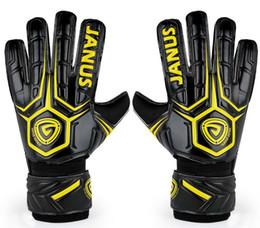 $enCountryForm.capitalKeyWord Australia - New Professional Football Goalkeeper Gloves For Adult Child Men Soccer Glove Finger Protector Outdoor Sport Gloves