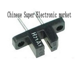 Wholesale 10pcs H21A1 DIP4 photoelectric switch 3MM phototransistor