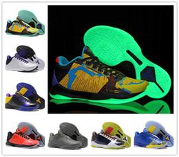 814ba97c62f296 Basketball Shoes Mvp Canada - 7 High quality kobe 5 MVP Champions All Stars  Retired Wolf