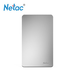 hard drive laptops 2019 - Netac K330 500GB USB3.0 2.5in Portable HDD Disco HD Disk Storage Devices Mobile External Hard Disk Drive for Desktop Lap