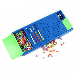 Discount block puzzle toy - Bricks Toys Building Blocks New Baby Code Breaking Game To Challenge Yourself Desktop Puzzle Parent-Child Educational To