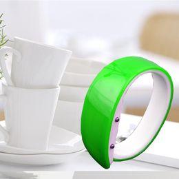 $enCountryForm.capitalKeyWord NZ - Women Men Sport Date Pedometer Bracelet Waterproof LED Clock Display Plating Bracelet Digital Wrist Watch