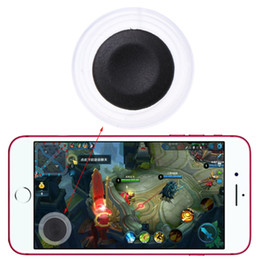 Discount tablet game stick - Untra-Thin Game Joystick Controller Stick For Touch Screen Mobile Phone Tablet