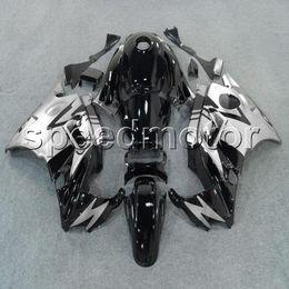 $enCountryForm.capitalKeyWord Australia - 23colors+Gifts silver BLACK motorcycle cowl Fairing for HONDA CBR600 F2 1991 1992 1993 1994 600F2 91 92 93 94 ABS plastic kit